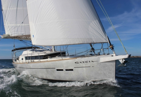 voilier Exploration 45 Garcia Yachting