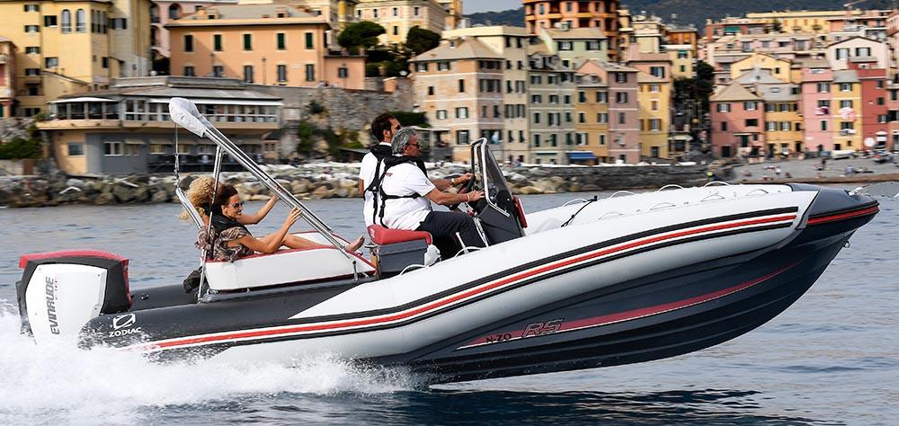 bateau Lomac N-Zo 680 RS