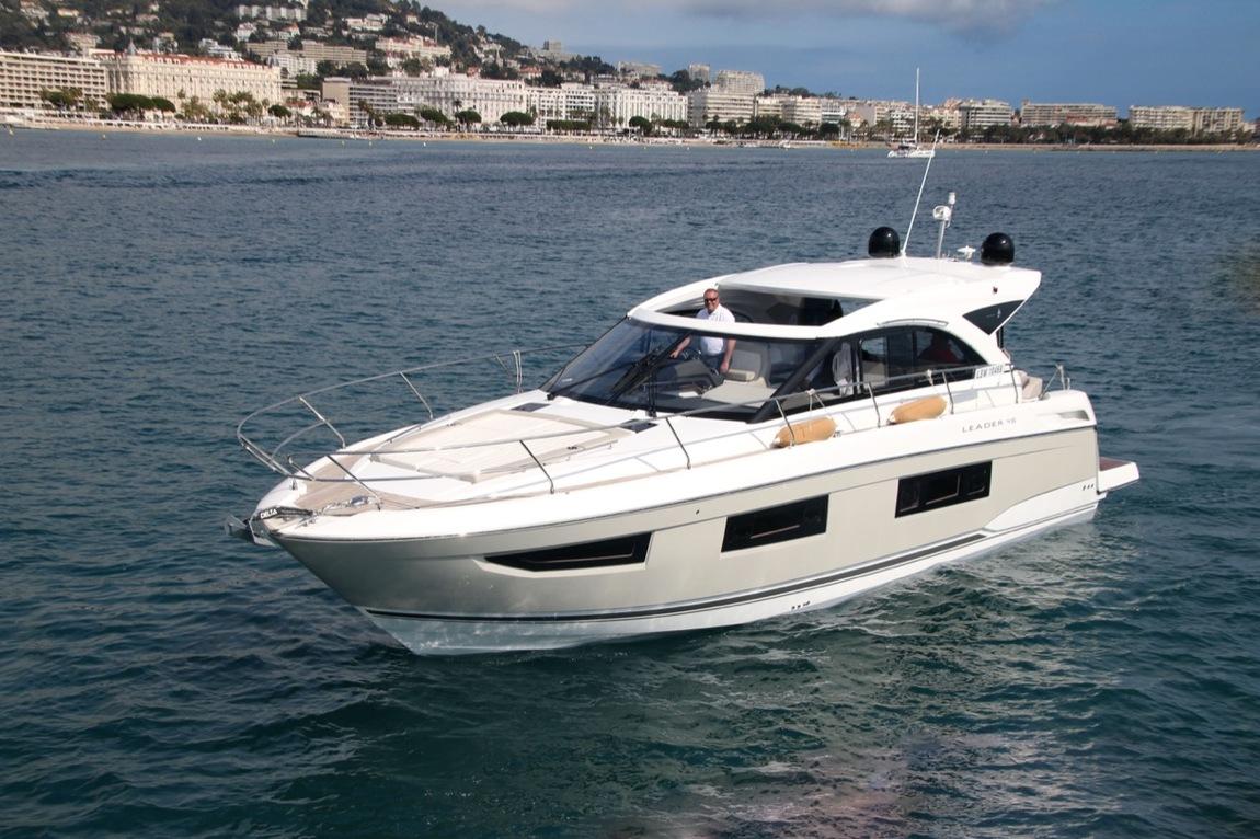 bateau Brabus Leader 46
