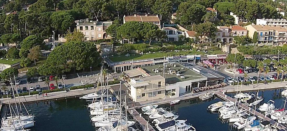 Saint-Cyr-sur-Mer - Les Lecques - Nouveau Port - port de plaisance