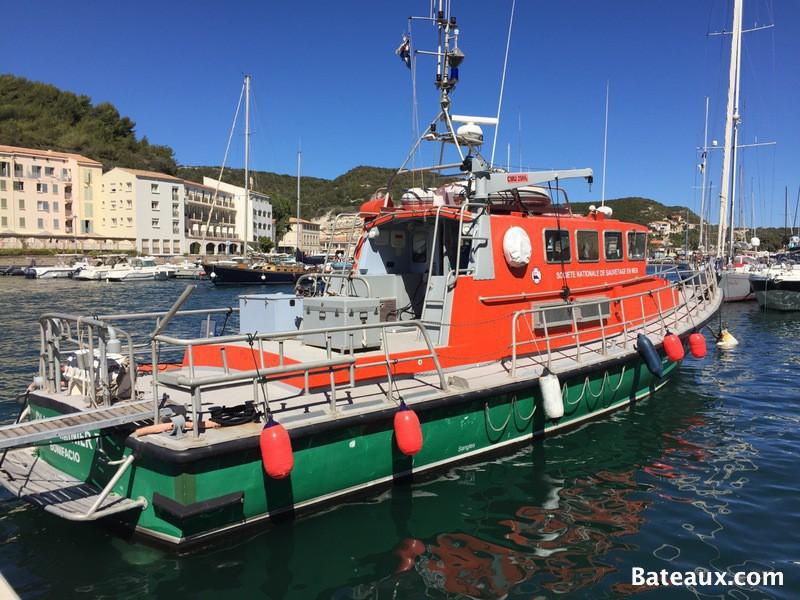 bateau  Canots Tous Temps SNSM 17.60