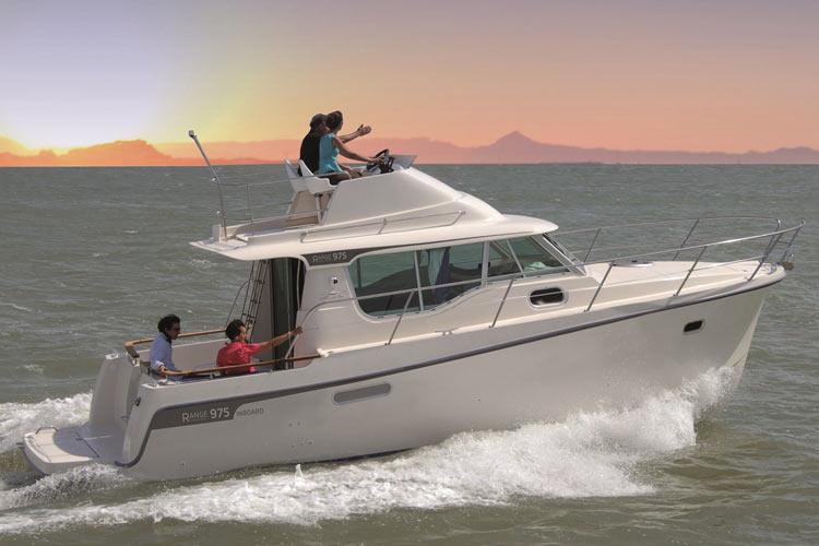 Range Cruiser 975 Inboard de