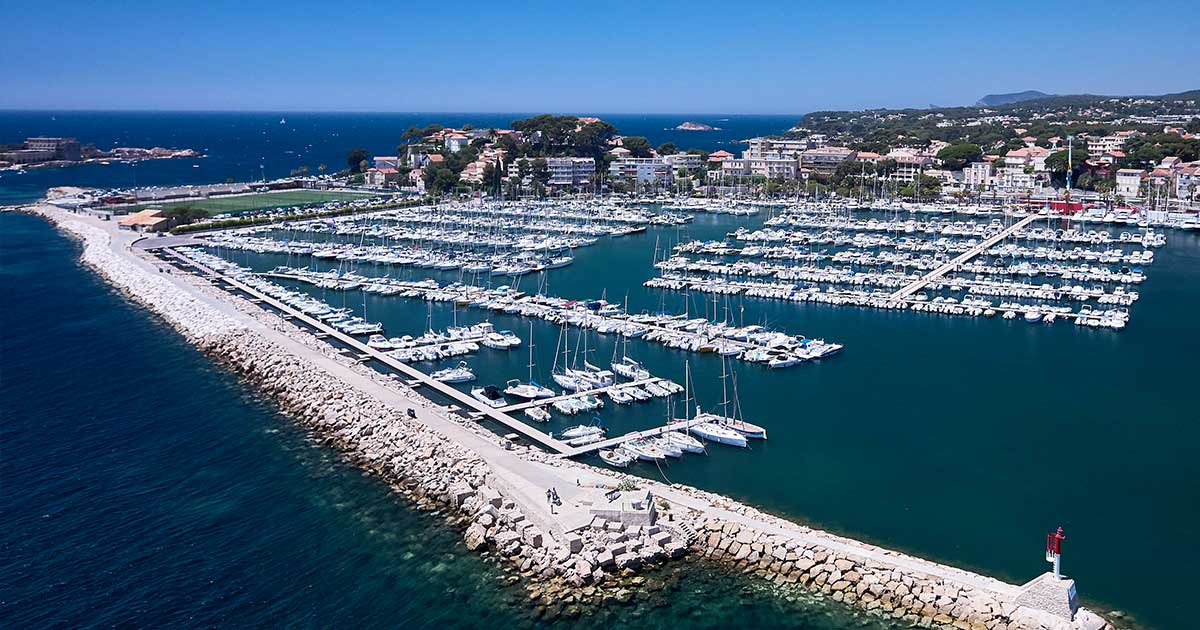 Bandol - Port de Plaisance