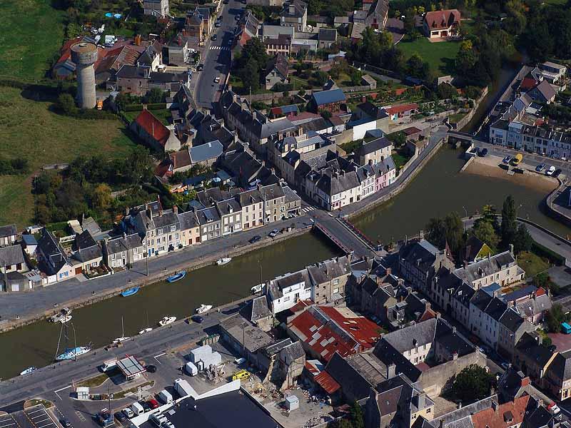 Isigny-sur-Mer - Port de plaisance