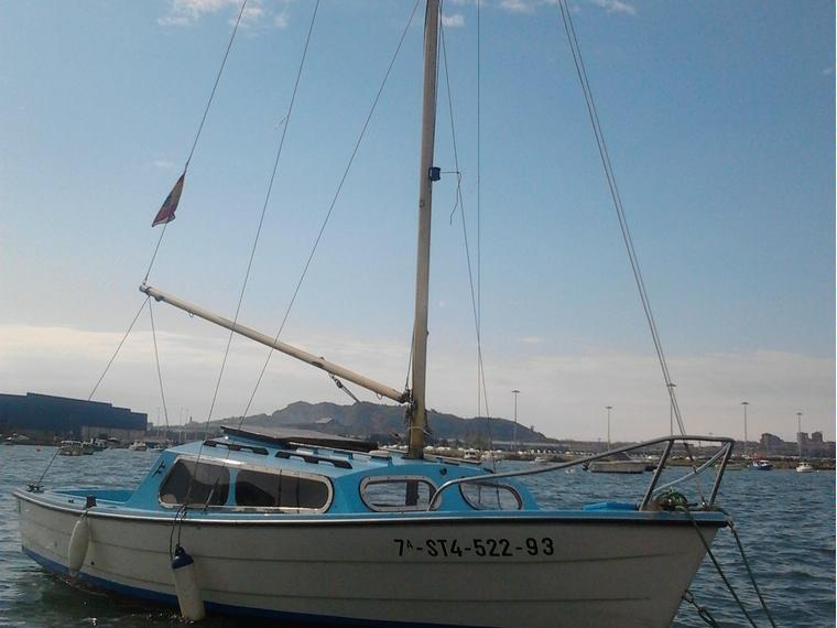 voilier Arcoa 600