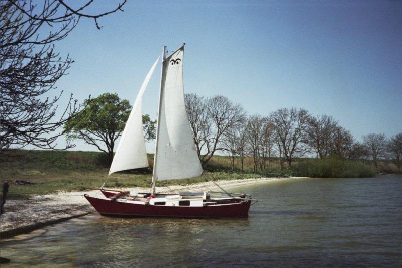 voilier Tiki 21