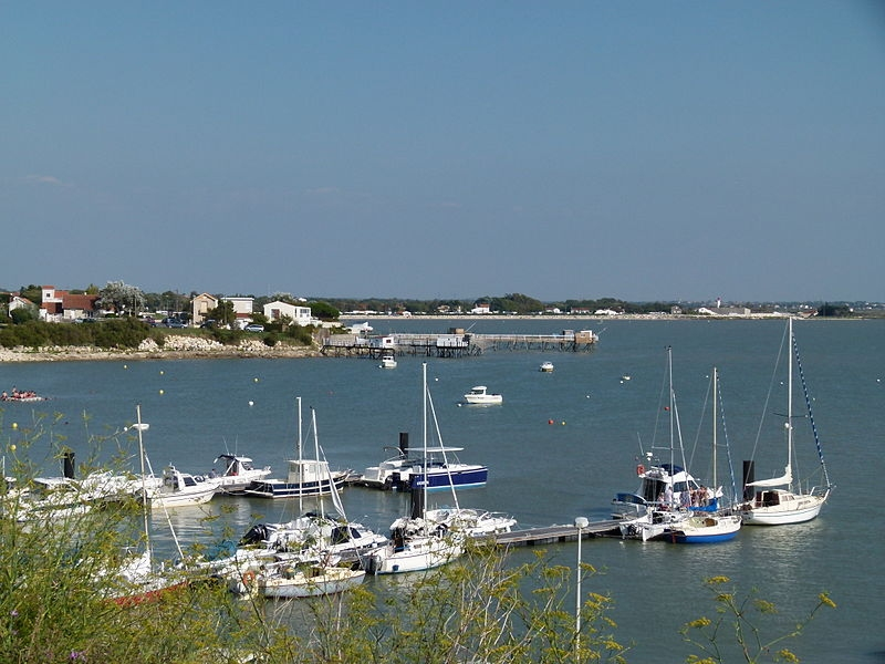 Fouras - Port Sud - port de plaisance