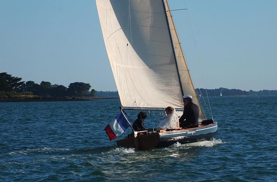 voilier Loup d'Arcachon Bô Yachting