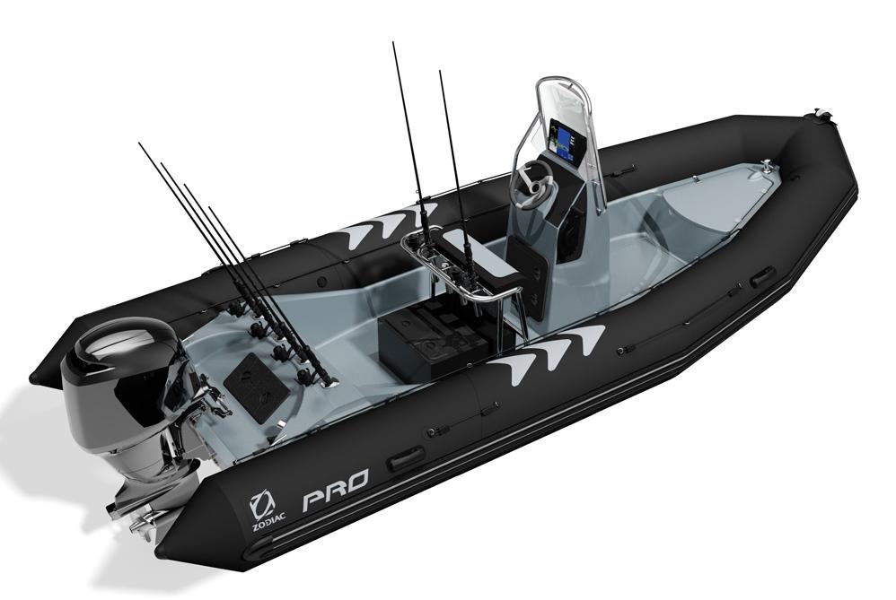 bateau ProMarine Pro 650