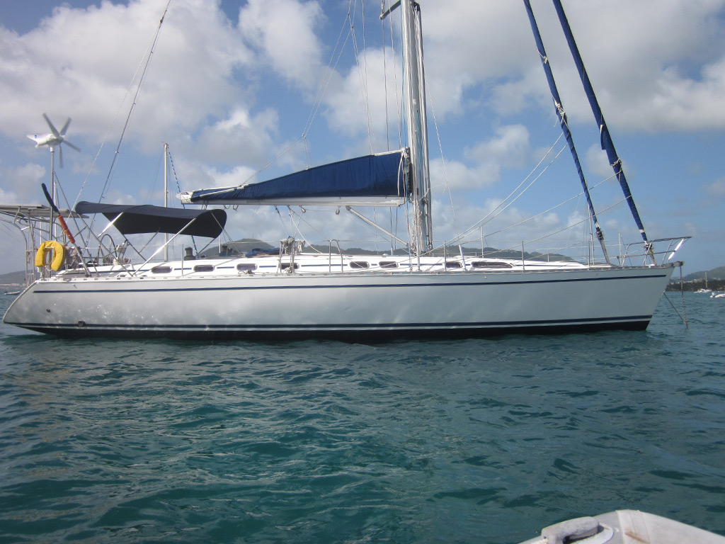 voilier Dufour 50 Prestige Garcia Yachting
