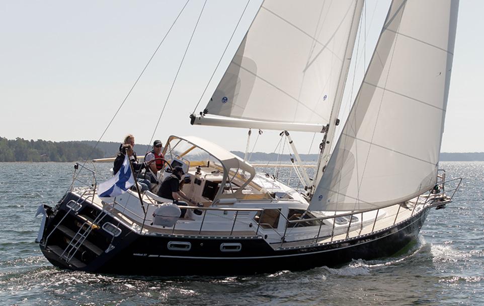 Nauticat 37 de
