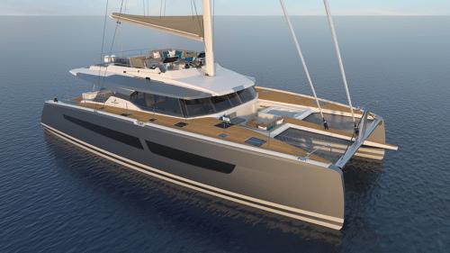 bateau moteur Fountaine Pajot New 67