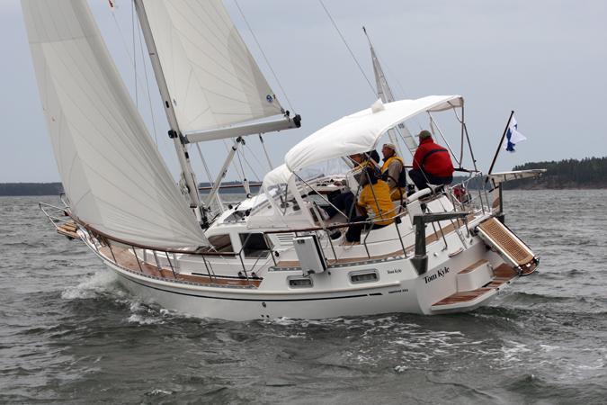 Nauticat 351 de