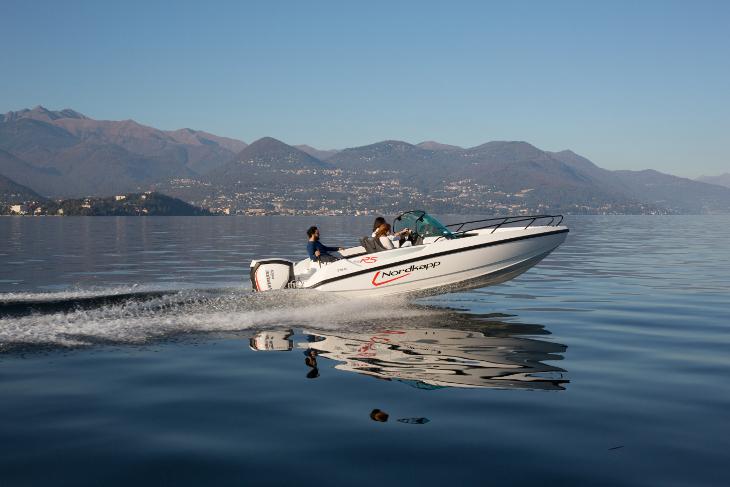 bateau  Enduro 605