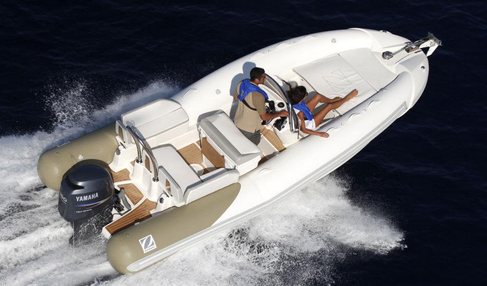 bateau Zodiac N-Zo 600