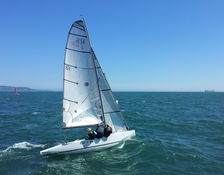voilier RS Elite RS Sailing