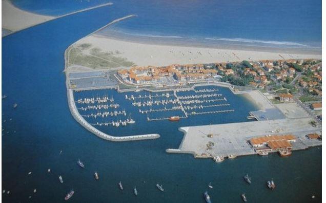 Hendaye - port de plaisance