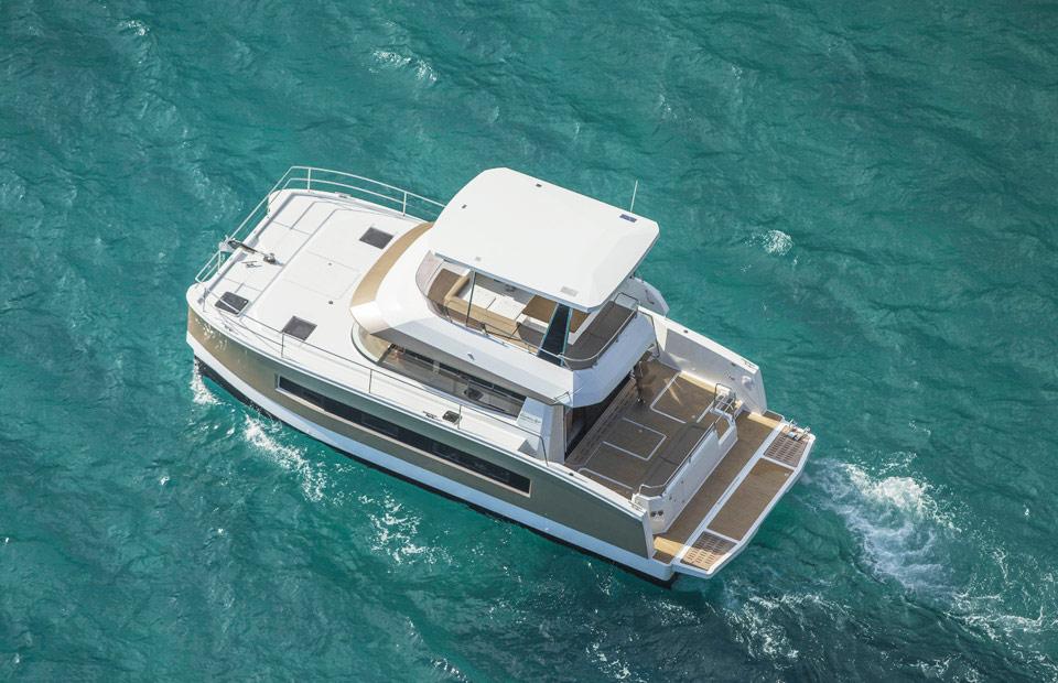 bateau moteur Motor Yacht MY 37 Zeelander