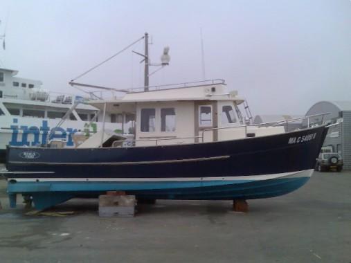 bateau  Rhéa 1100