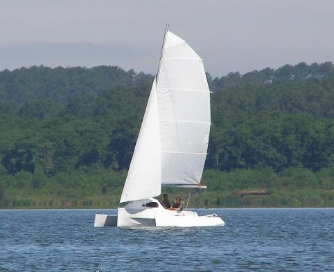 voilier Triptyque 18