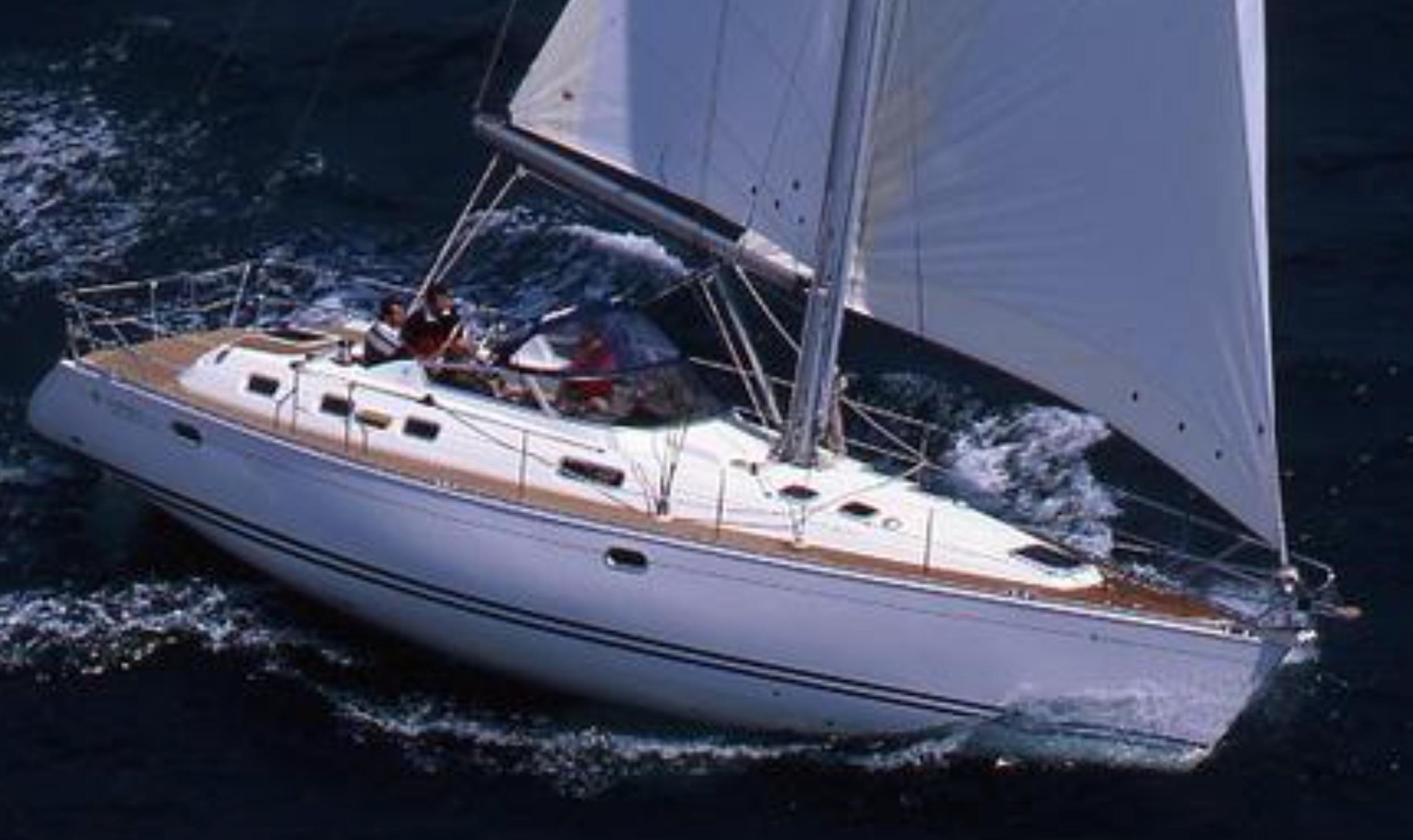 Sun Odyssey 42 CC de