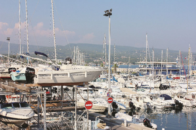 La Ciotat - Port de plaisance