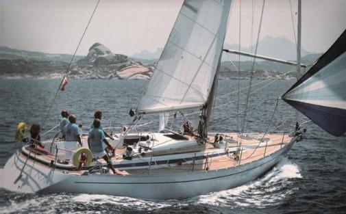 voilier Grand Soleil 48