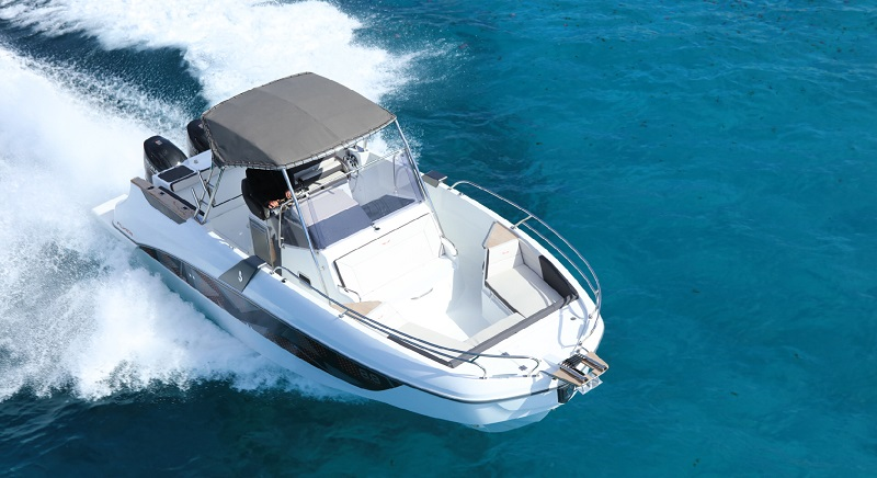 bateau BAYLINER Flyer 8.8 Spacedeck