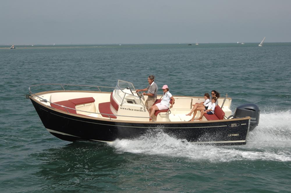 bateau Sunseeker Rhéa 27 Open