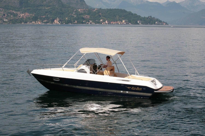 bateau  Master Fish 279