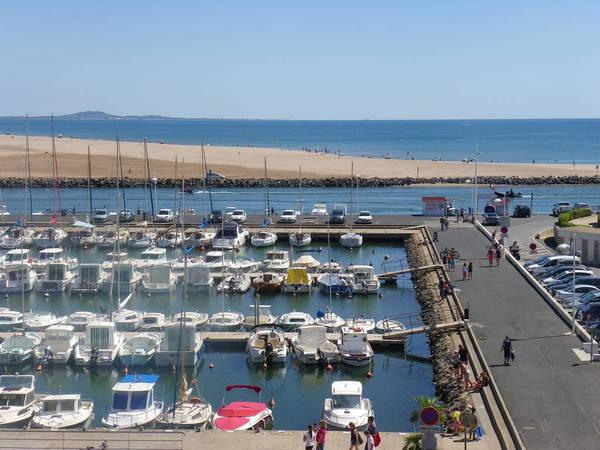 Valras-Plage - port de plaisance