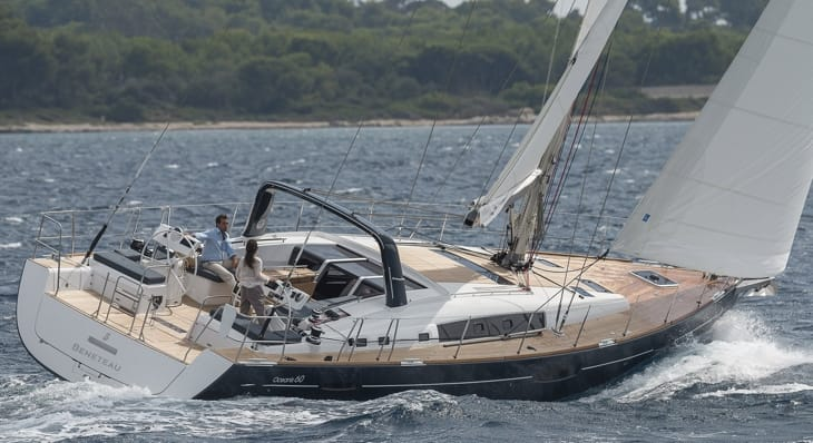 voilier Océanis 60 Yachting France