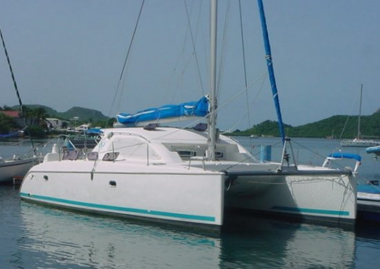 voilier Nautitech 395 Outremer Yachting