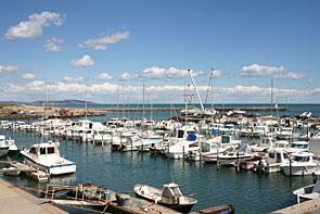 Marseillan - Port de Marseillan-Plage - port de plaisance