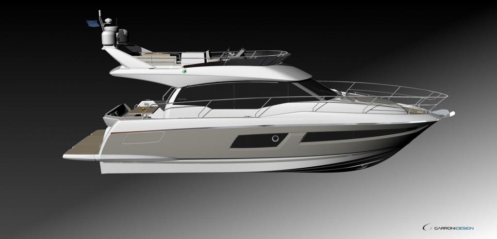 bateau moteur PRESTIGE Prestige 460