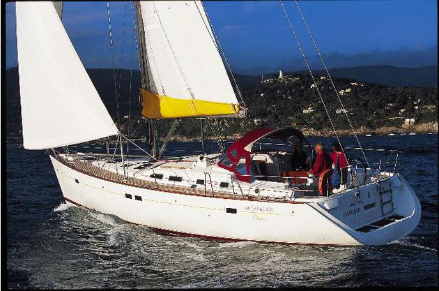 Oceanis Clipper 473 de Christophe Carpentier