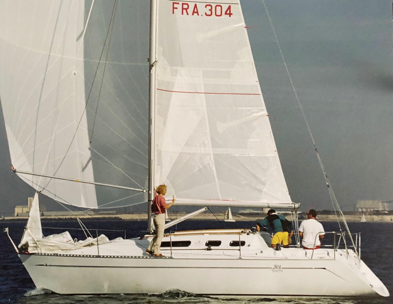 voilier Dufour 304 Trophy Dufour Yachts
