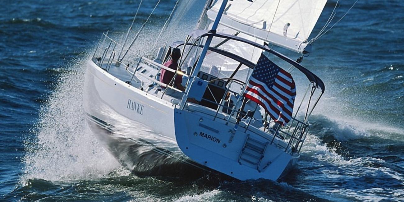 voilier J/46