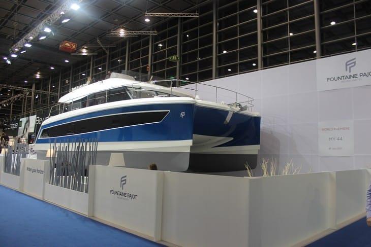 Motor Yacht MY 44 de