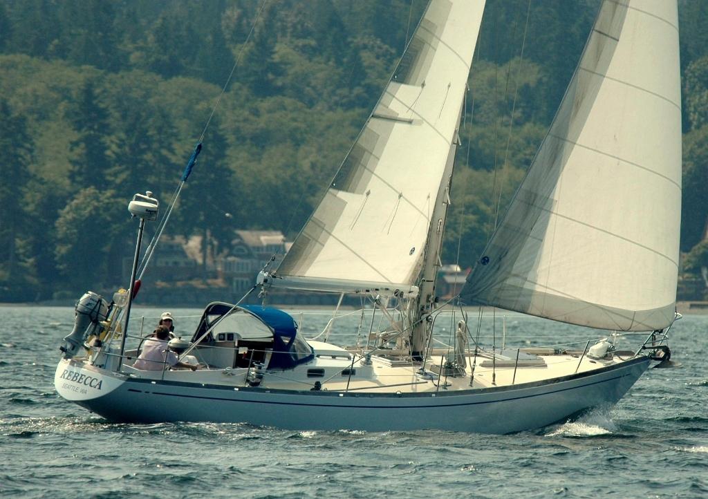 voilier Swan 43 S&S Chantier Aubin