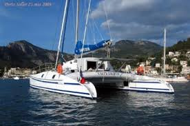 voilier Outremer 40/43 J Composites