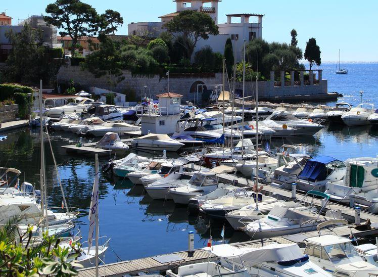 Beaulieu-sur-Mer - Port Des Fourmis - port de plaisance