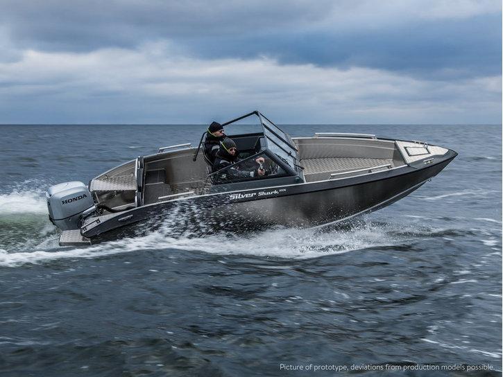 Shark BRX 610 de