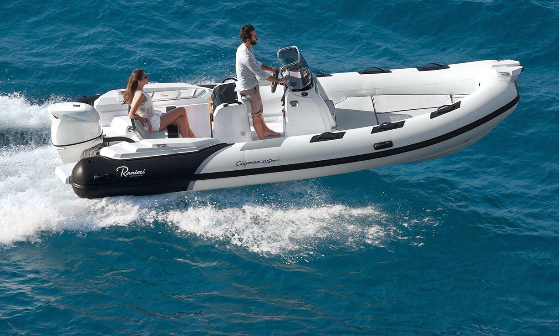 Cayman 21 Sport de