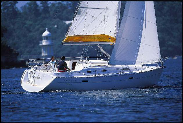 Oceanis Clipper 331 de