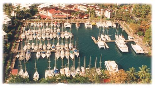 Marina de la Pointe de Bout (Trois Ilets)