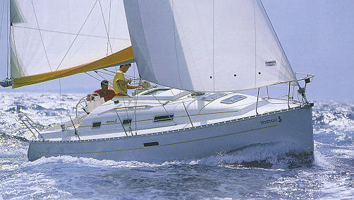 voilier Oceanis Clipper 311 Garcia Yachting