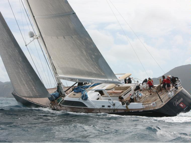 voilier Swan 100 S IDB Marine
