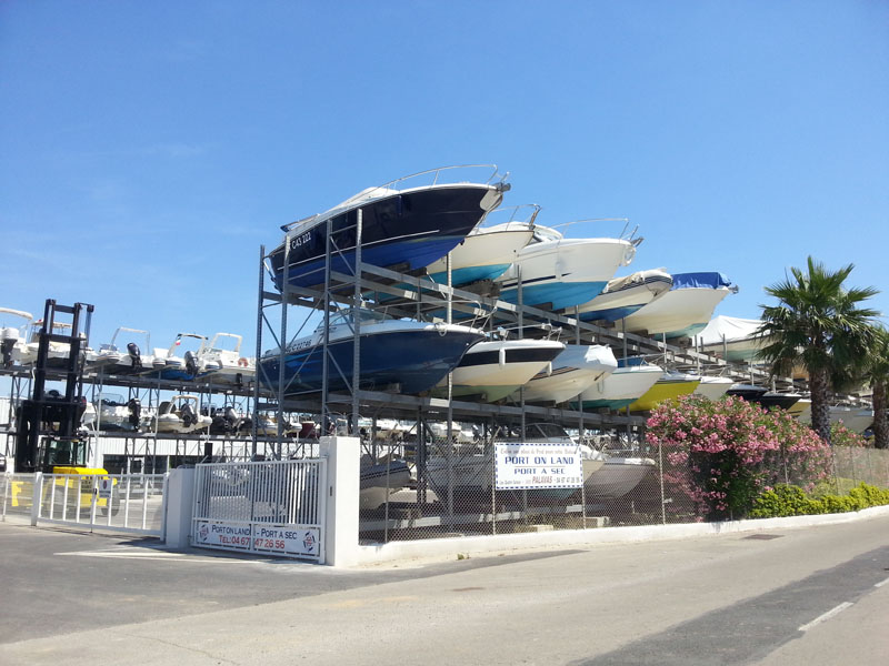 Palavas-les-Flots - Port on Land - port de plaisance