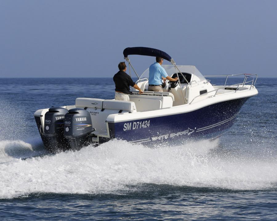bateau  Sun Deck 268